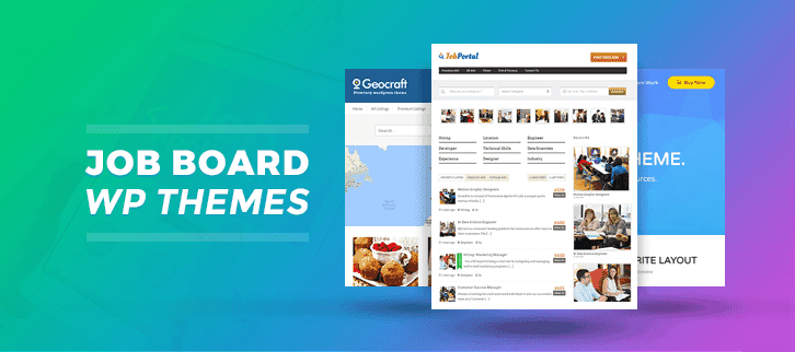 Job Board WordPress Themes