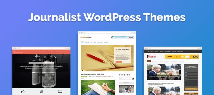 Journalist WordPress Themes