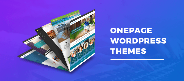 Onepage WordPress Themes