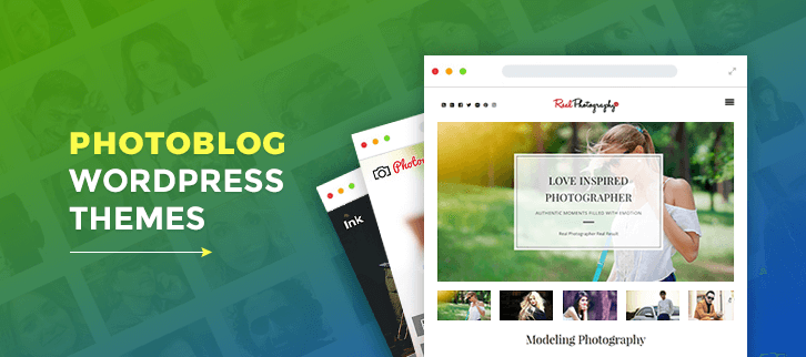 WordPress Photoblog Themes