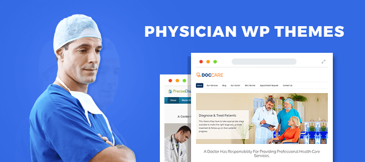 Physician WordPress Themes