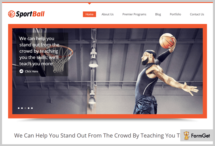 sportball-sports wordpress themes