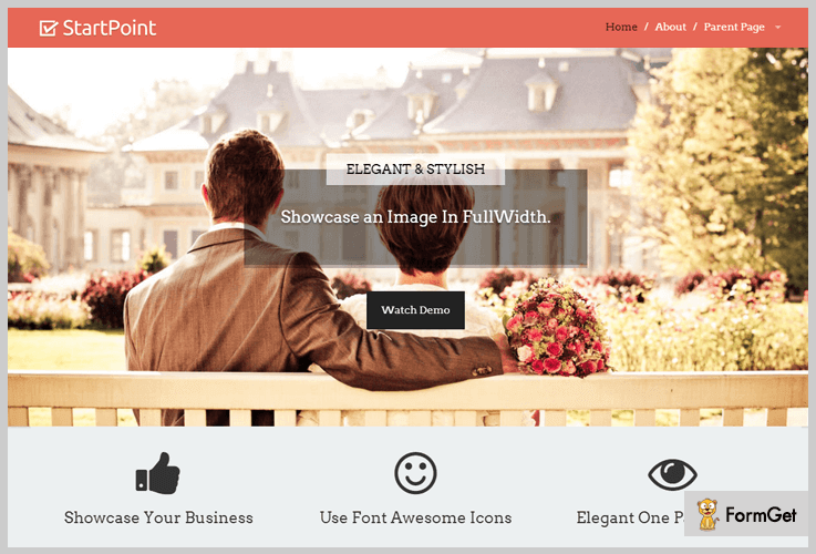 Starpoint WordPress Theme