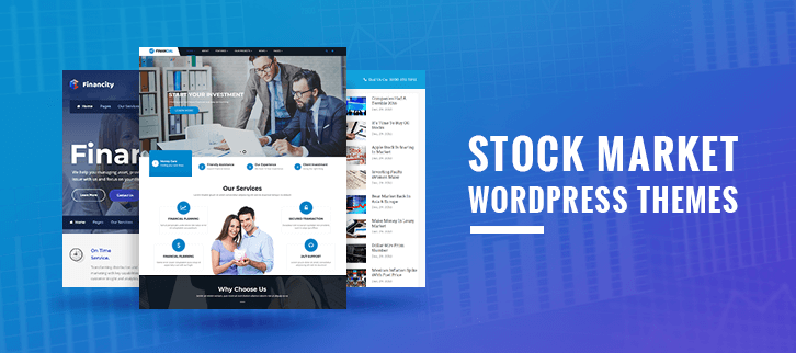 WordPress Themes Stock Market