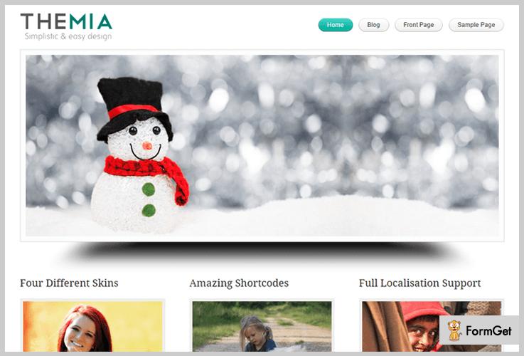 Themia Industry WordPress Theme