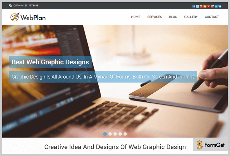 WebPlan WordPress Theme