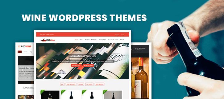 Wine WordPress Themes