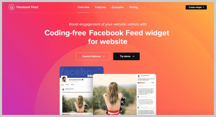 Facebook Feed WordPress Plugins