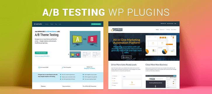 A/B Testing WordPress Plugins