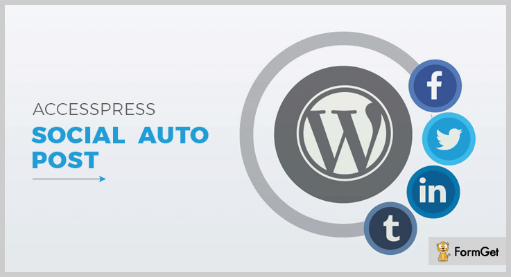 AccessPress Social Auto Post WordPress Tumblr Plugins