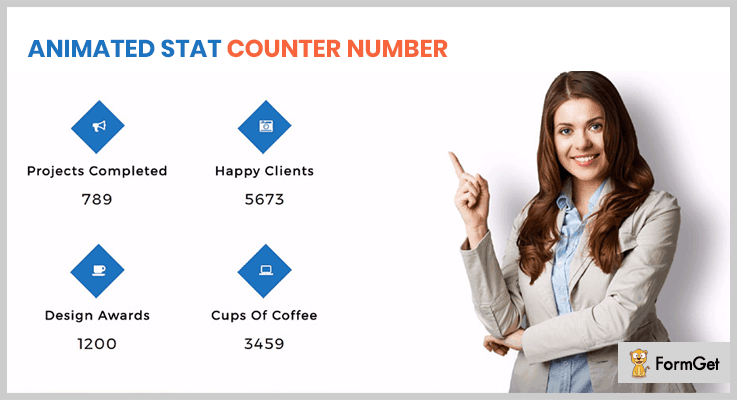 Counter Numbers Pro WordPress Stats Plugins