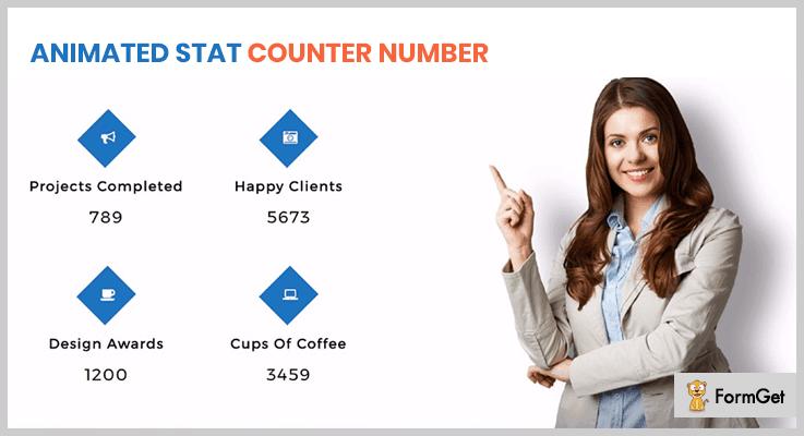 Counter Numbers Pro WordPress Stats Plugins