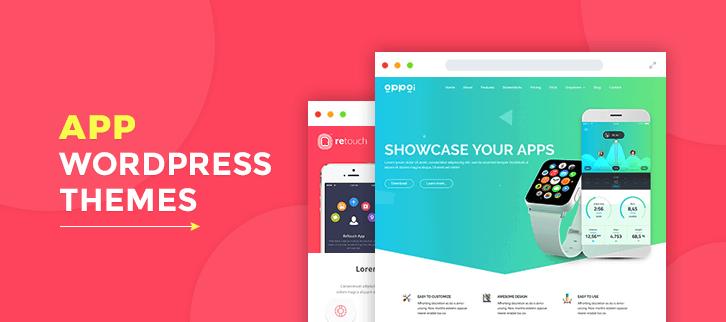 App WordPress Themes