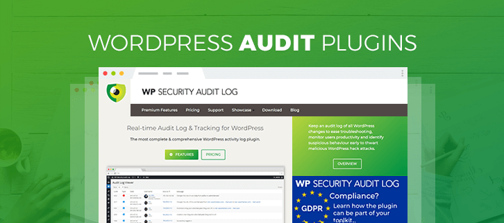 WordPress Audit Plugins
