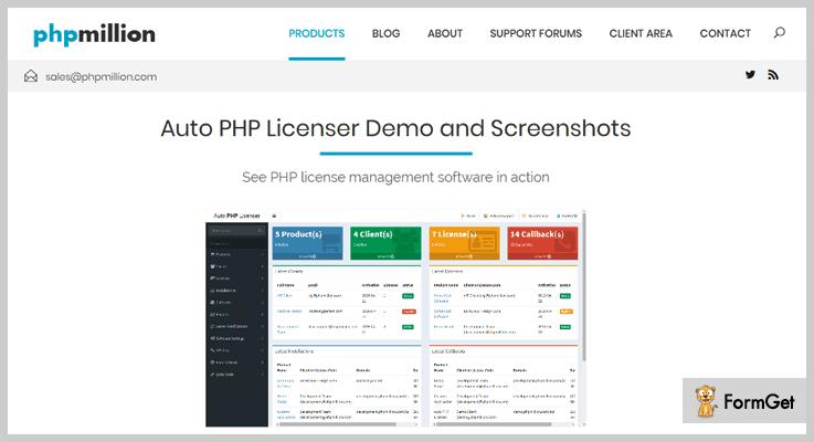 Auto PHP Licenser WordPress Plugins Licensing