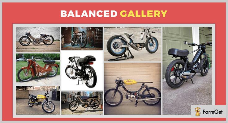Balanced jQuery Gallery Plugin