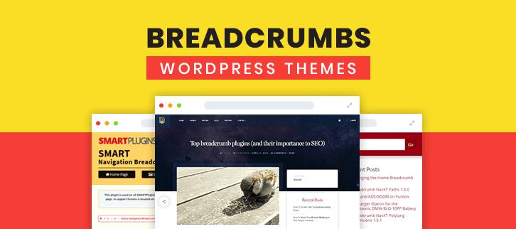 Breadcrumbs WordPress Plugins