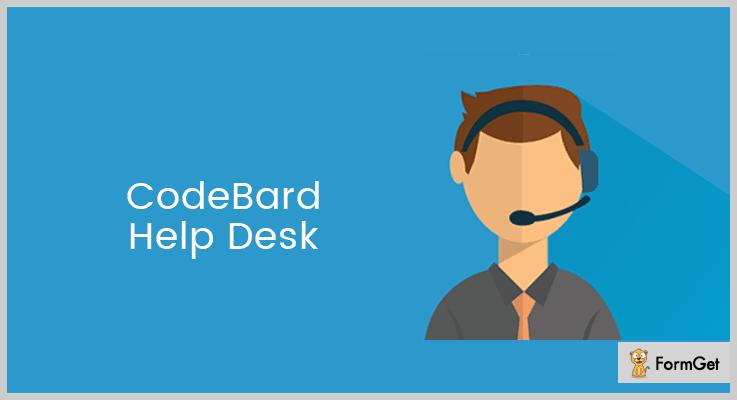 CodeBard WordPress Help Desk