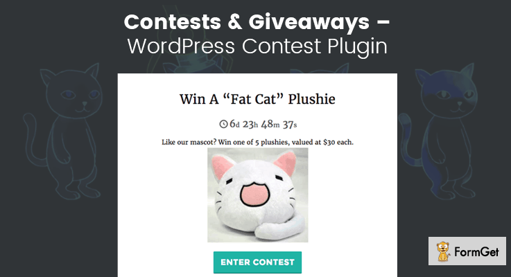 Contests WordPress Giveaway Plugin