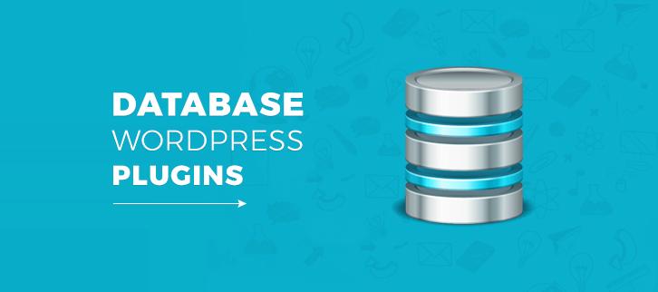 Database WordPress Plugins