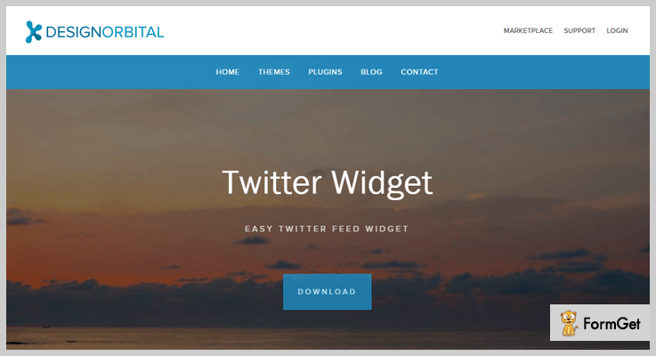 Easy Twitter Feed Widget Plugin Twitter WordPress Plugins