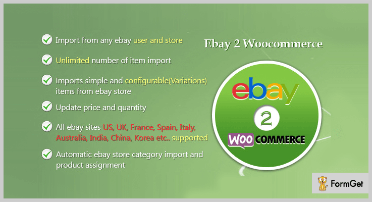 Ebay Importer WooCommerce Plugin - WordPress eBay Plugins