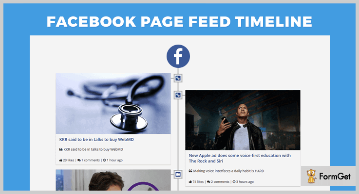 Facebook Page Feed Timeline Facebook Feed WordPress Plugins