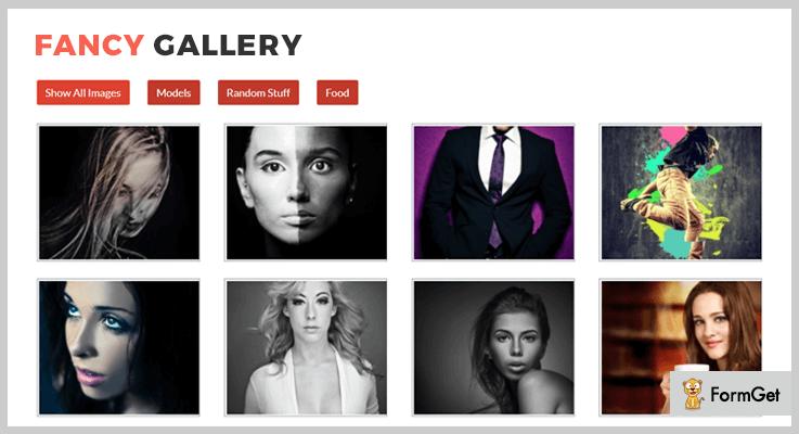 Fancy Gallery jQuery Gallery Plugin