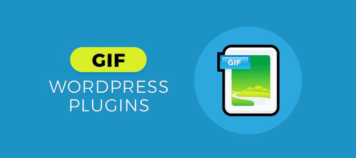 GIF WordPress Plugins