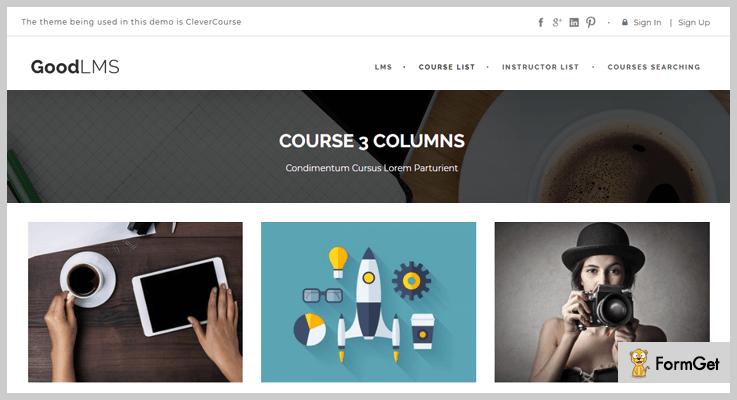Good LMS WordPress E-learning Plugin