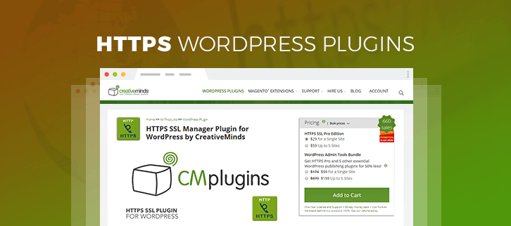HTTPS WordPress Plugins