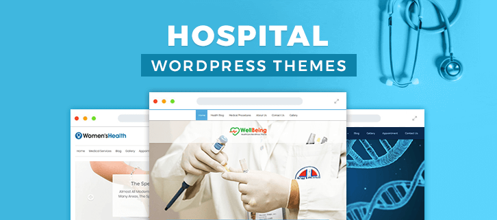 Hospital WordPress Themes