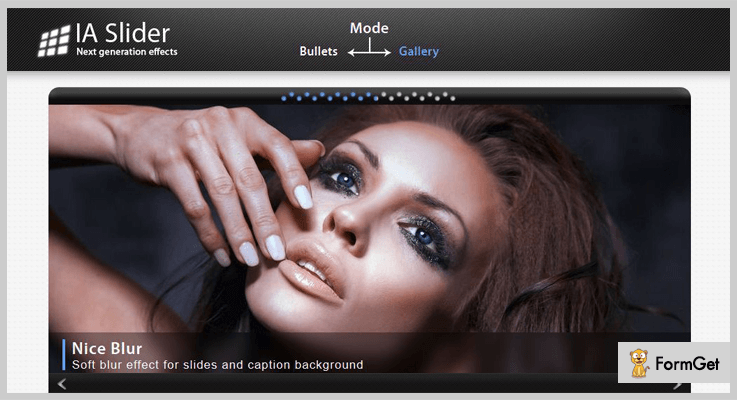 IA Slider jQuery Image Slider Plugin