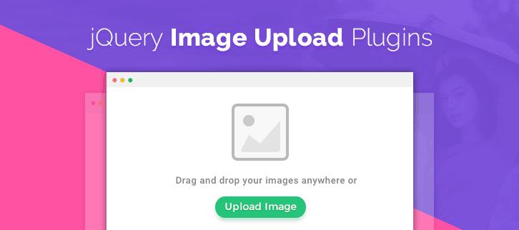 jQuery Image Upload Plugins