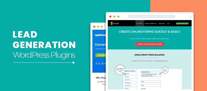Lead Generation WordPress Plugins