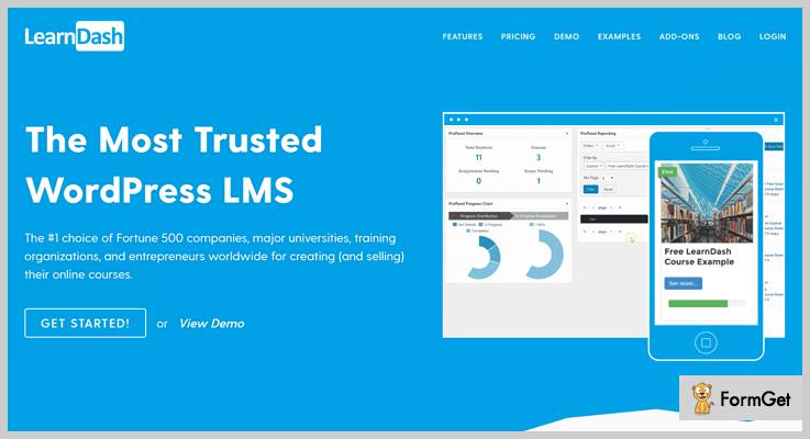LearnDash WordPress E-learning Plugin