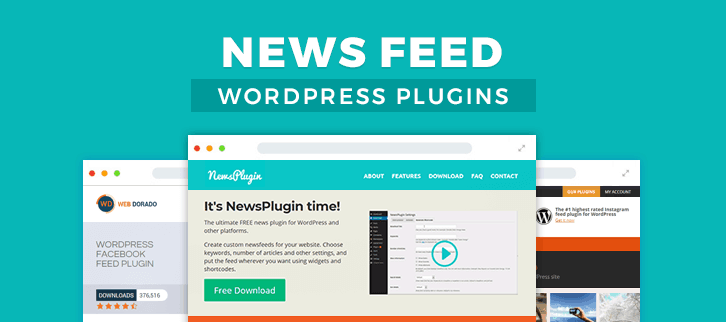 Newsfeed WordPress Plugins