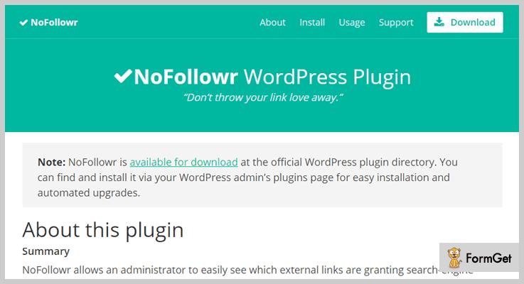 nofollowr-nofollow-wordpress-plugins