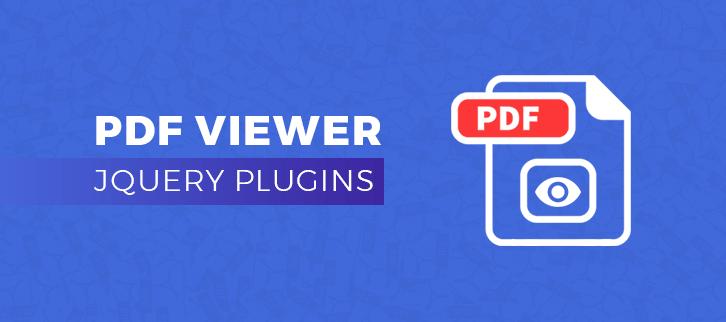 PDF Viewer jQuery Plugins