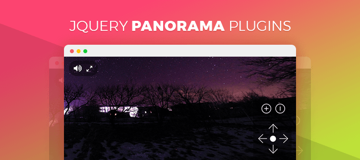 4+ Best jQuery Panorama Plugins (Free and Paid) | FormGet