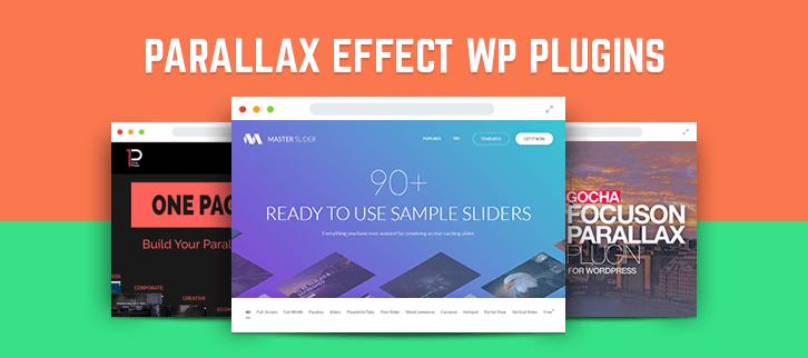 Parallax Effect WordPress Plugins