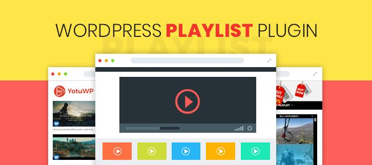 WordPress Playlist Plugins