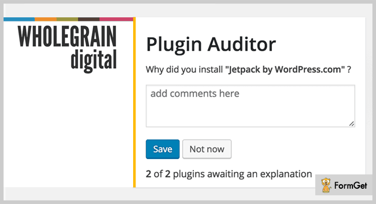 Plugin Auditor WordPress Audit Plugins