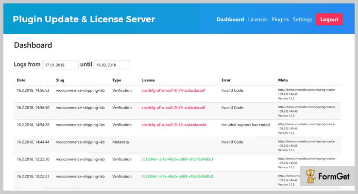 WordPress Plugin Update & License Server WordPress Plugins Licensing