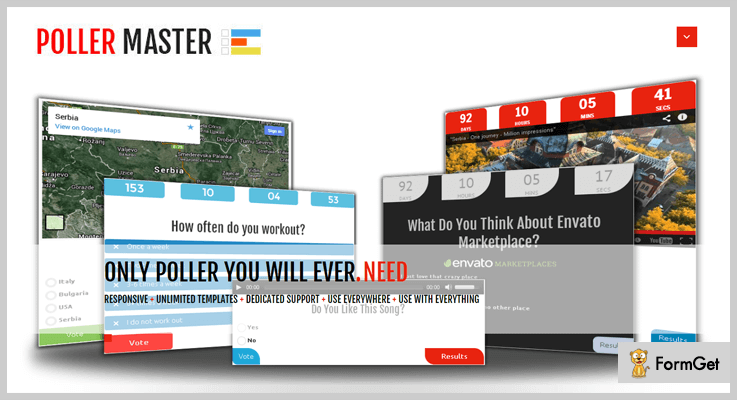 Poller Master Poll WordPress Plugin