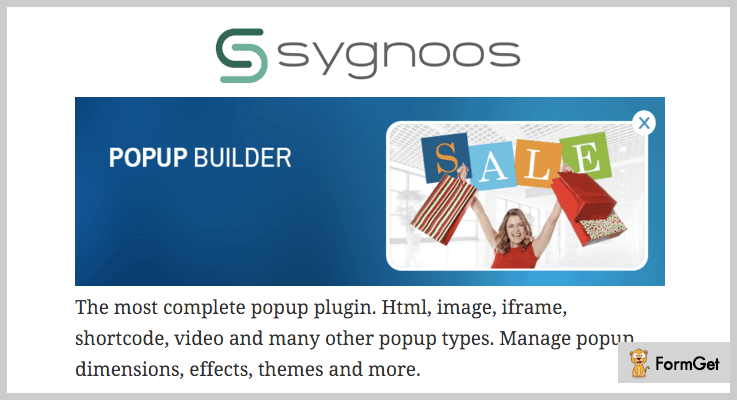 Popup Builder – WordPress Popup Plugins