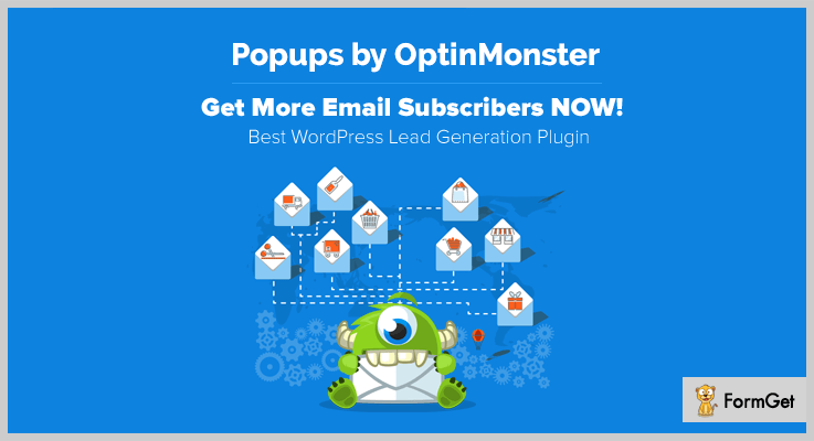 Popups Lead Generation WordPress Plugin