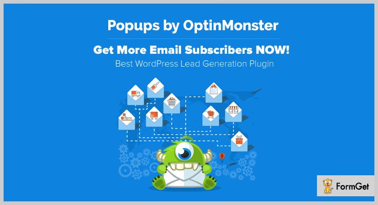 Popups Lead Generation WordPress Plugin