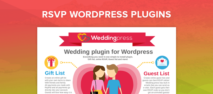 RSVP WordPress Plugins