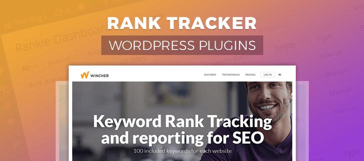 Top 4 Rank Tracker WordPress Plugins 2018 (Free and Paid)